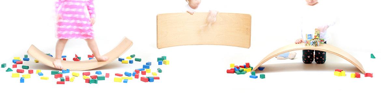 Brubi balance board